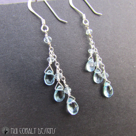 Icicles - Nui Cobalt Designs - 1