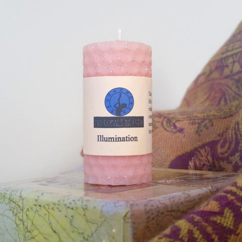 Illumination Mini Candle - Nui Cobalt Designs