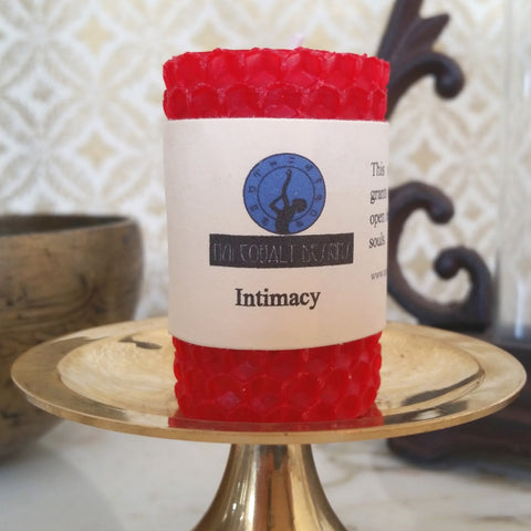 Intimacy Mini Candle - Nui Cobalt Designs
