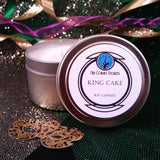 King Cake Spell Soy Candle (2019)