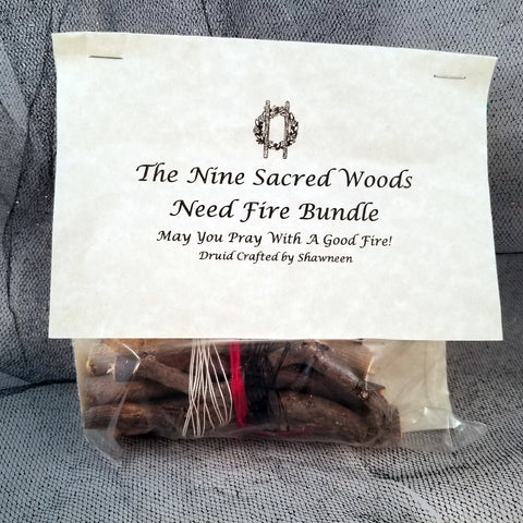 Nine Sacred Woods