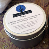Peace Enchanted Container Candle - Nui Cobalt Designs - 2