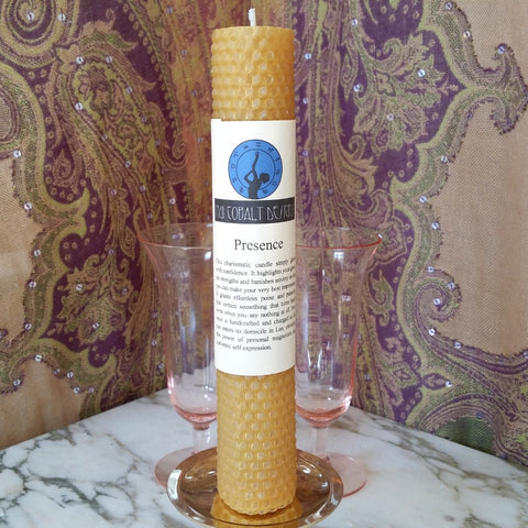 Presence Enchanted Candle - Nui Cobalt Designs