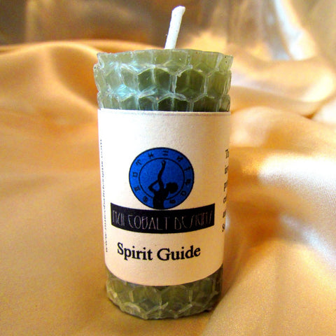 Spirit Guide Mini Candle - Nui Cobalt Designs