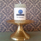 The Diplomat Mini Candle - Nui Cobalt Designs - 2