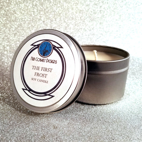 The First Frost Soy Candle