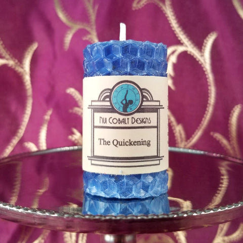 The Quickening Mini Candle
