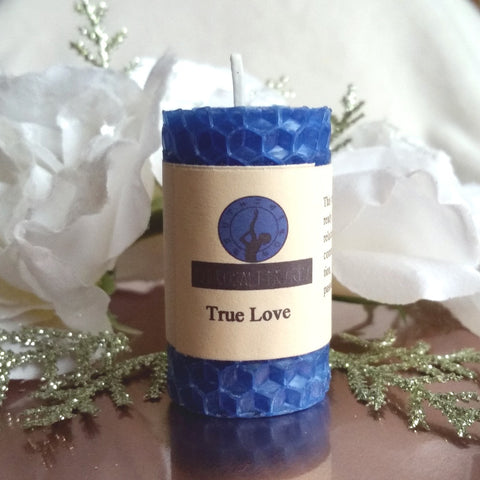 True Love Mini Candle - Nui Cobalt Designs