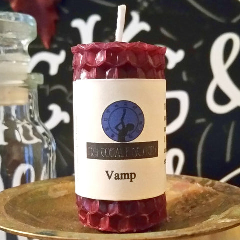 Vamp Mini Candle - Nui Cobalt Designs