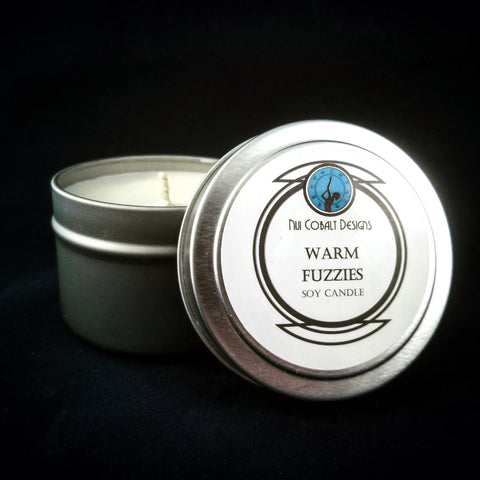 Warm Fuzzies Soy Candle