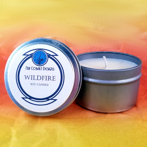 Wildfire Soy Candle