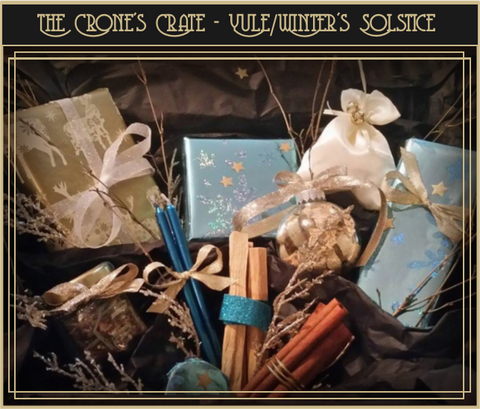 The Crone's Crate (Full Year Subscription)