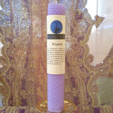 Wisdom Enchanted Candle - Nui Cobalt Designs