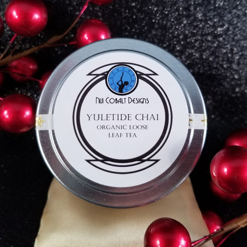 Yuletide Chai Organic Loose Leaf Tea