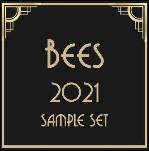 New Bees 2021 - Sample Set