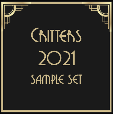 Critters '21 - Sample Set