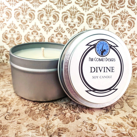 Divine Soy Candle