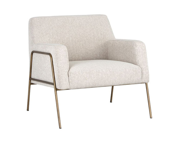 CASSIUS LOUNGE CHAIR