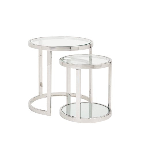 AVONDALE NESTING END TABLES