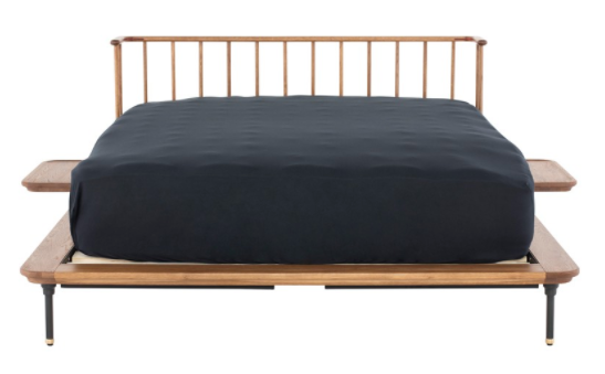 LAURENT QUEEN BED