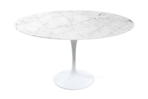 Tulip Marble Dining Table