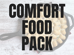 link to comfort food pack for shipping
