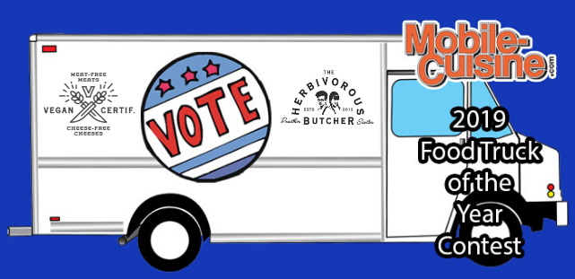Graphic for Mobile Cuisine's Food Truck of the Year contest