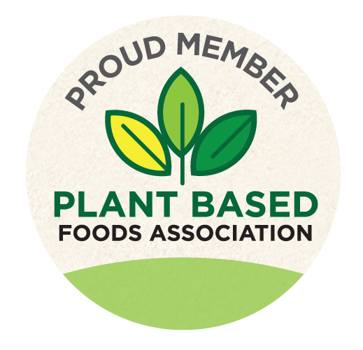 Badge for Plant Based Foods Association