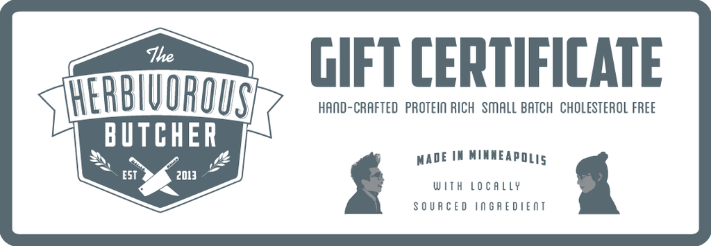 gift card online shop the herbivorous butcher
