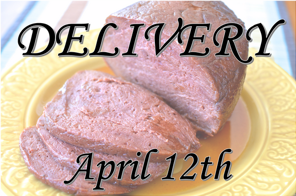 EASTER FEAST (April 12th Delivery Only)