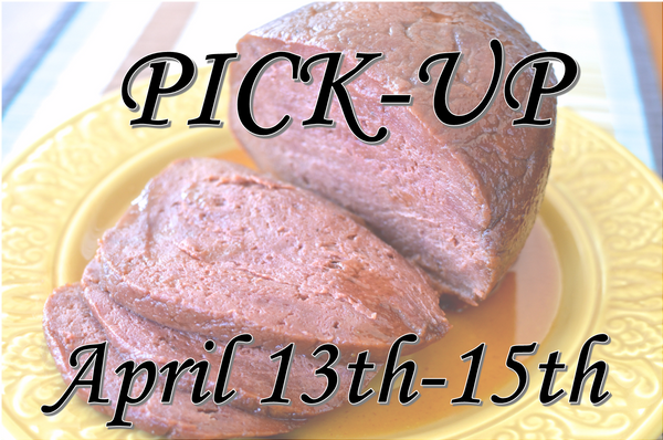 EASTER FEAST (Pick-up April 13-15th only)