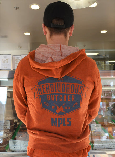 Hoodie (Burnt Orange)
