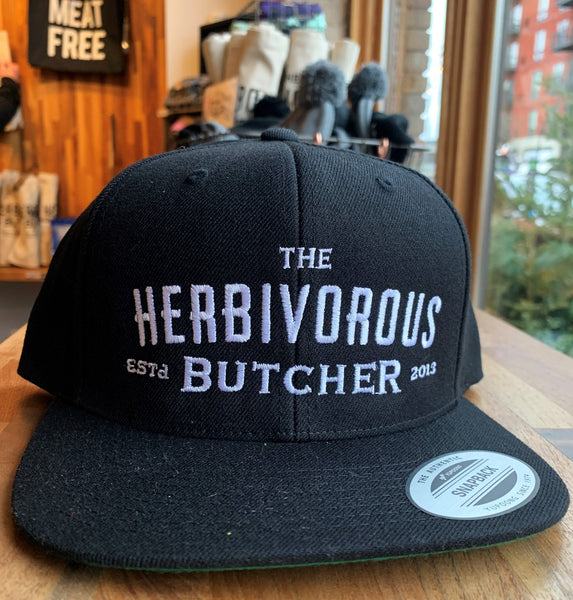 The Herbivorous Butcher Snapback Hat