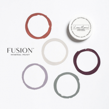 Fusion Mineral Paint - Lisa Marie Holmes