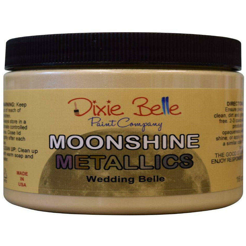 Dixie Belle Paint - Moonshine Metallic