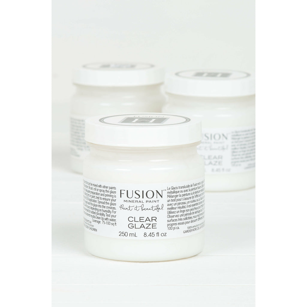 Fusion Mineral Paint - Clear Glaze