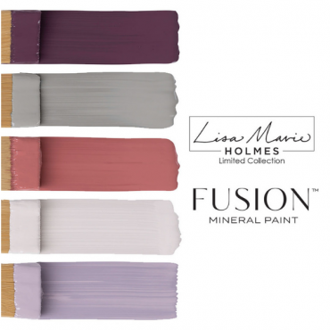 Fusion Mineral Paint - Lisa Marie Holmes Enchanted Echinacea