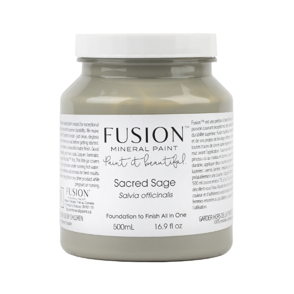 Fusion Mineral Paint - Lisa Marie Holmes Sacred Sage