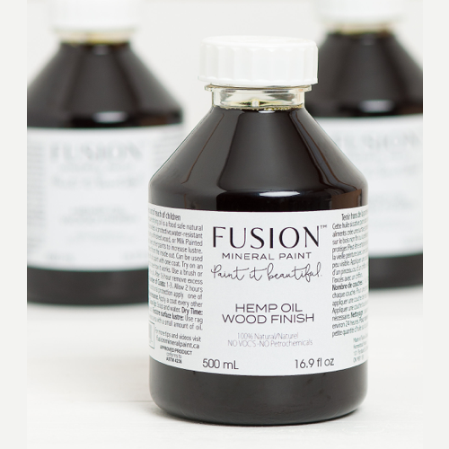 Fusion Mineral Paint -  Hemp Oil