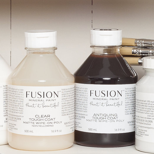 Fusion Mineral Paint - Antiquing Tough Coat