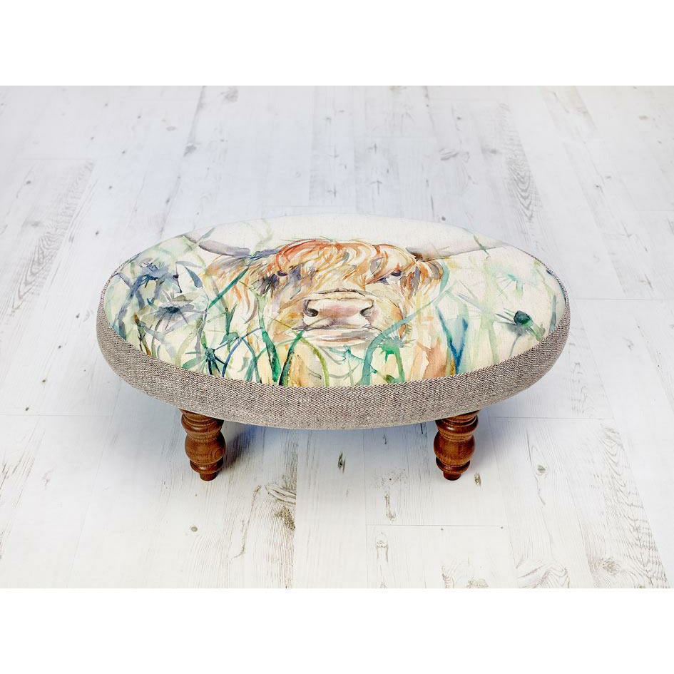 Voyage Maison Bramble View Ceris Footstool