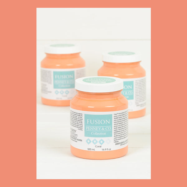 Fusion Mineral Paint Designer - Coral