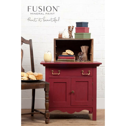 Fusion Mineral Paint Classic - Cranberry