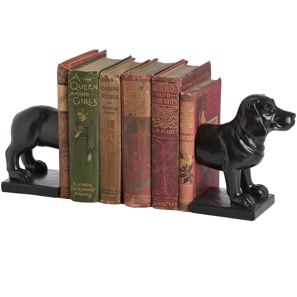 Sausage Dog Book Ends