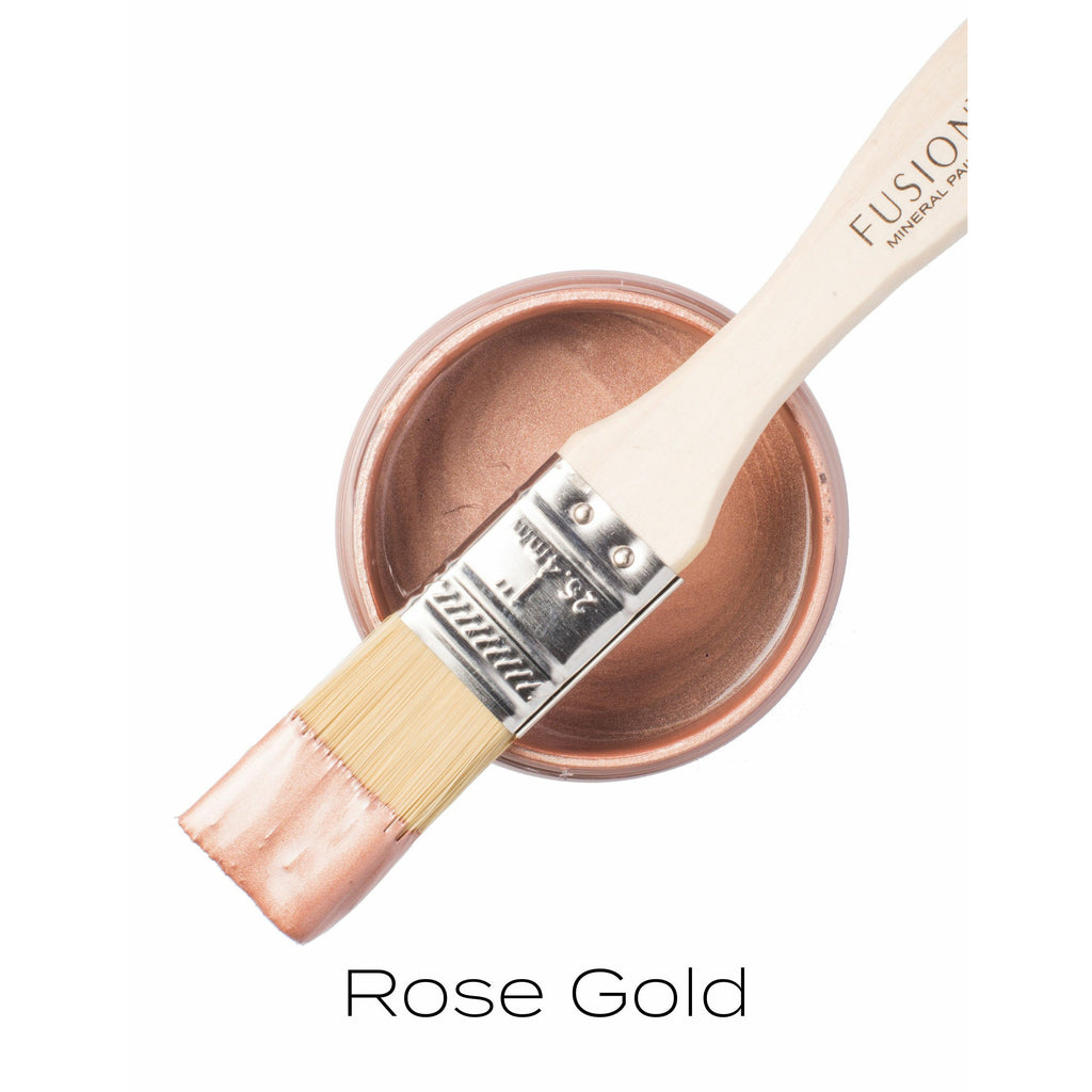Fusion Mineral Paint - Rose Gold