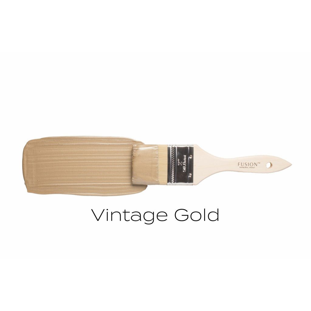 Fusion Mineral Paint - Vintage Gold