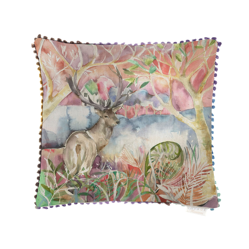 Voyage Maison Wandering Stag Cushion