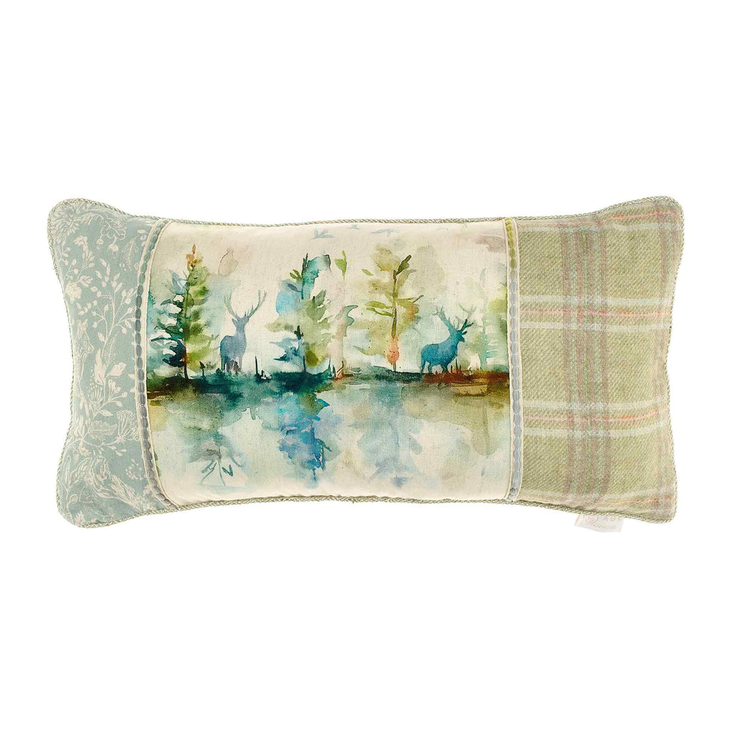 Voyage Maison Wilderness Patchwork Cushion
