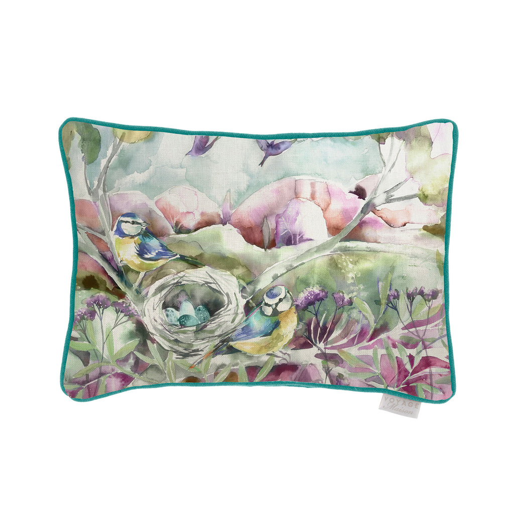 Voyage Maison Birds Blush Cushion