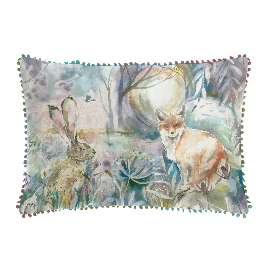 Voyage Maison Fox And Hare Cushion